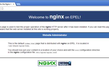 How to install LEMP web server with Nginx, PHP-FPM 5.6, MySQL 5.5 on Centos 7