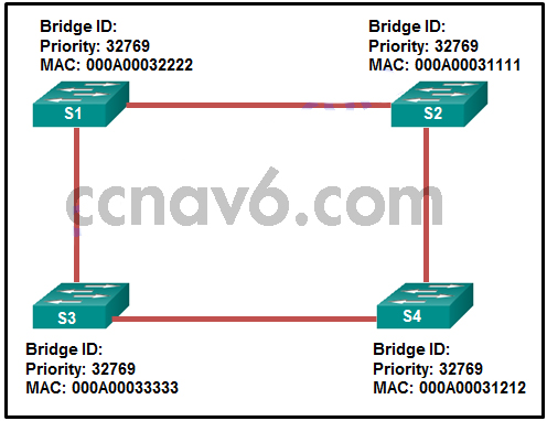 CCNA 3 Scaling Networks v6 0 - ScaN Final Exam Answers 2019