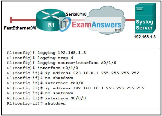 CCNP Enterprise: Advanced Routing (Version 8.0) - CCNP ENARSI (300-410) Certification Practice Exam 77