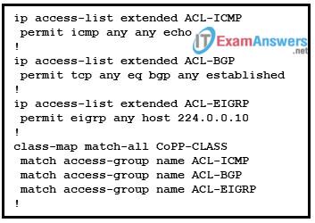 CCNP ENARSI (300-410) Certification Practice Exam 66